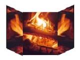 Vitre pliée de cheminée: Cliquez ici